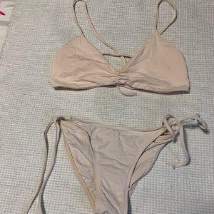l*space Swim - Nude pink bikini